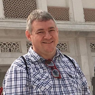 Stuart Seagrave